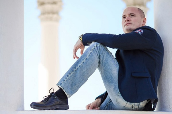 Уральский музыкант подарил песню городу Сочи