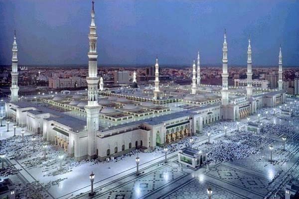 У Мечети Пророка в Медине произошел взрыв