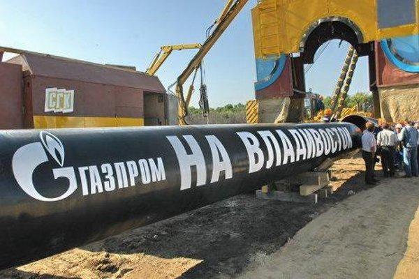 «Газпром» предложил соединить два газопровода
