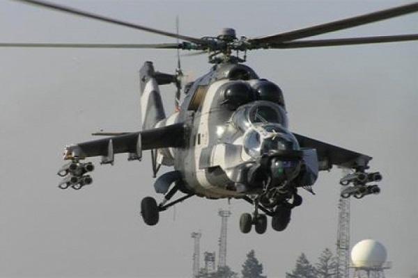 Вертолет с российскими летчиками в Сирии сбили из американского оружия