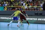 «Ничья была бы закономерной». Российские студенты уступили бразильцам в финале мини-футбольного ЧМ