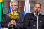 Политические элиты региона поздравили Якоба с днем рождения
