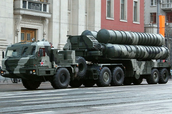 Ракетные комплексы С-400 появятся в Крыму