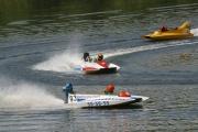 Уралец завоевал золотую медаль на чемпионате России по водно-моторному спорту