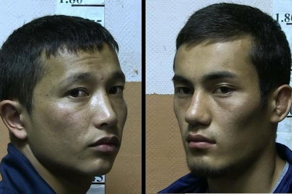 Полицейские задержали на Сортировке двух киргизов-разбойников