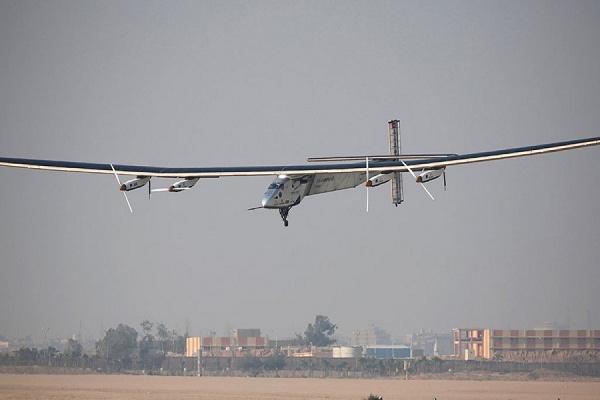 Самолет Solar Impulse 2 закончил кругосветное путешествие