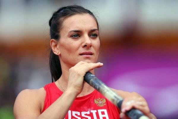 Исинбаева может войти в состав комиссии спортсменов МОК
