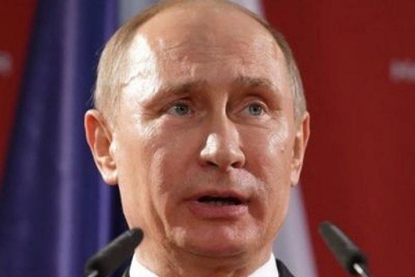 Владимир Путин присоединил Крым к Южному федеральному округу