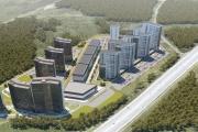 «ТЭН» откразался от крупного ТЦ на Новокольцовском тракте, заменив его жилыми высотками
