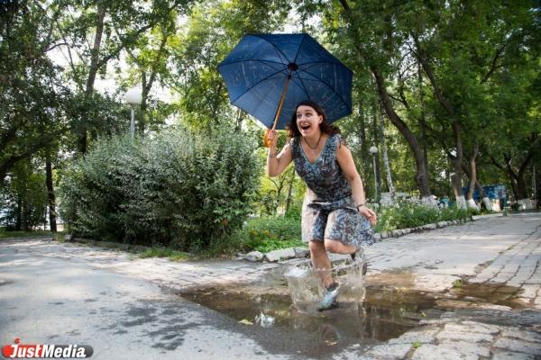 Инна Бартош: «В понедельник в Екатеринбурге до +28. Возможны дожди»