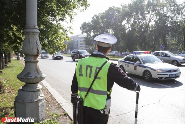 За минувшие выходные в Свердловской области выявлено 207 пьяных водителей