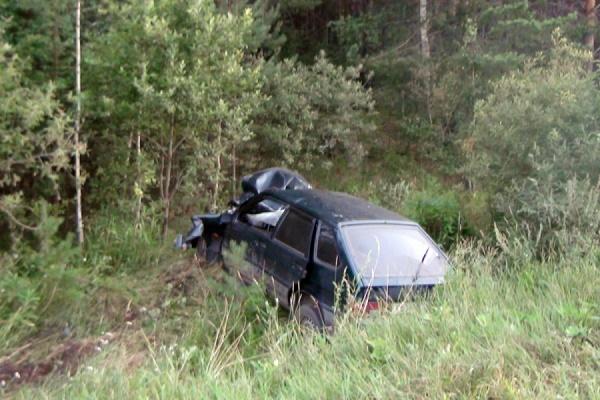 В Алапаевске врезался в дерево «Шевроле Круз». Три человека госпитализированы с тяжелыми травмами