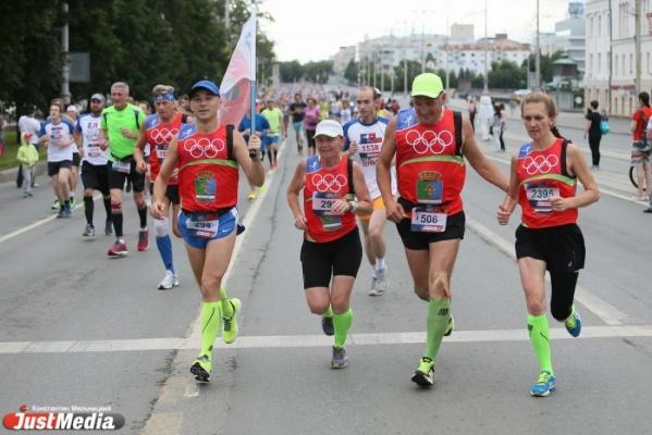 Во втором марафоне «Европа—Азия» примут участие около 4000 человек