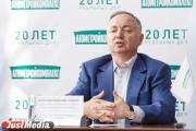 В ближайшие годы рекордов ждать не стоит. Валерий Ананьев прогнозирует падение темпов строительства в два раза