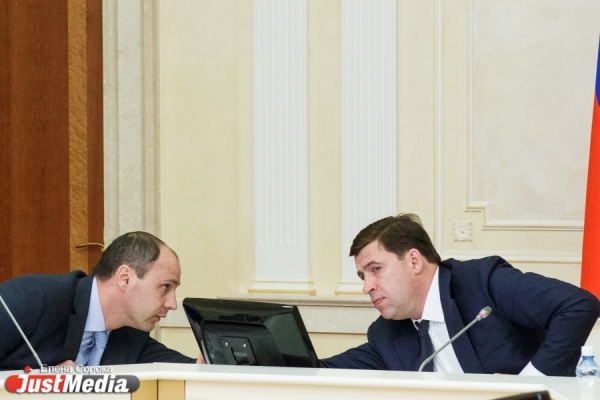Куйвашев поручил Паслеру контролировать ситуацию на заводе в Верхней Синячихе, рабочие которого объявили голодовку