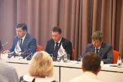 Холманских, Куйвашев и Ветлужских провели заседание движения «В защиту человека труда»: «Мы не должны давать почву для спекуляций»