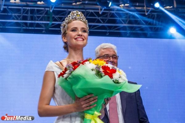 Елизавета Аниховская стала самой красивой девушкой Екатеринбурга