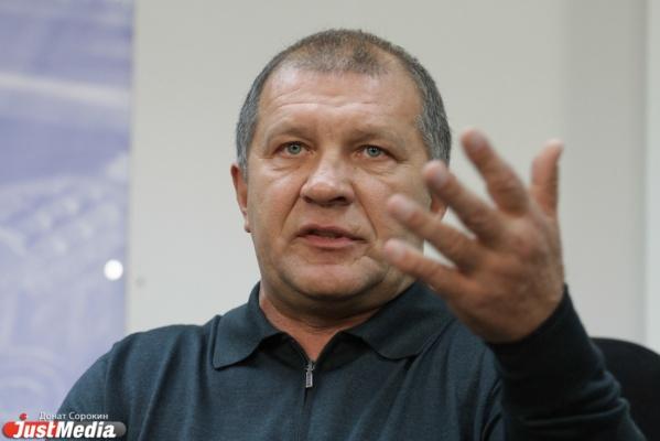 Президент «Урала» Григорий Иванов – о матче против ЦСКА: «Мы создали больше опасных моментов»