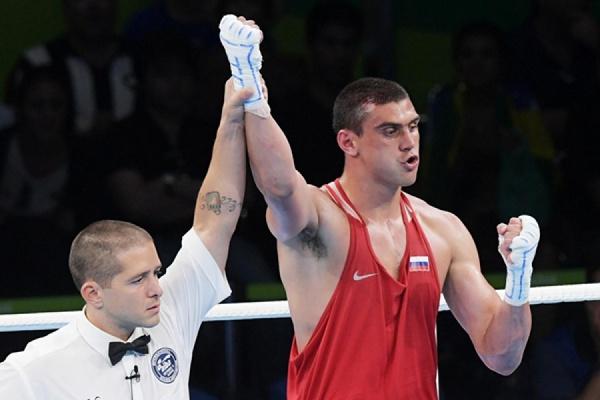 Боксер Евгений Тищенко принес России одиннадцатое золото на Олимпиаде