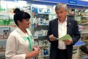 Депутат Петров нашел в екатеринбургских аптеках лекарства, подорожавшие на 300%, и криминальный БАД