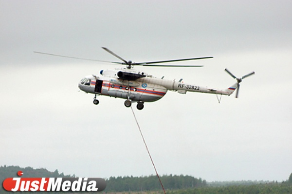 ВСвердловской области сохраняется высокая пожарная опасность