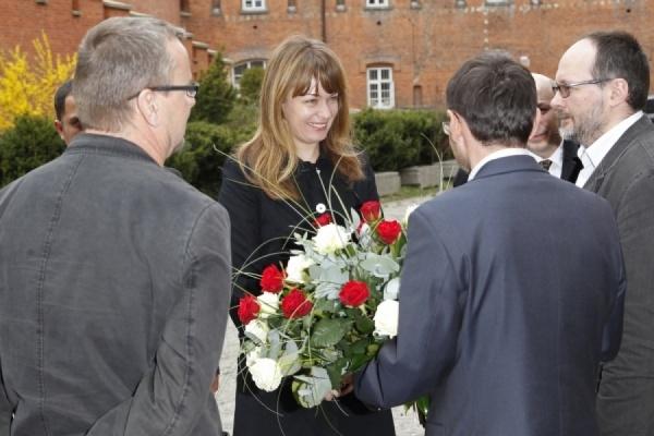 Супруга Саакашвили будет баллотироваться впарламент Грузии