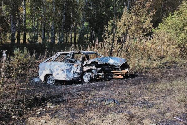 Вблизи Михайловска в ДТП погибла 16-летняя девушка