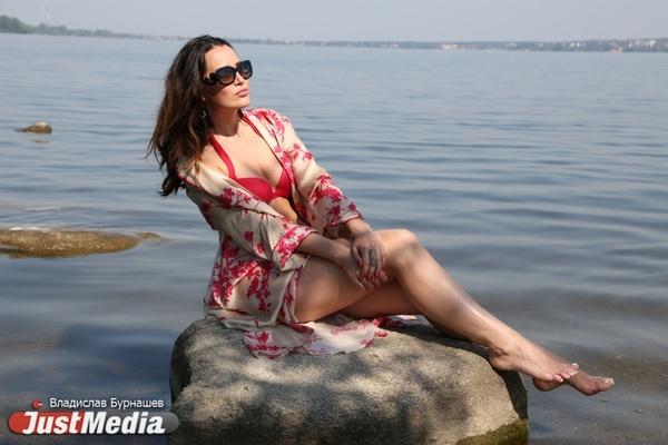 Таша Рублева: «Все на пляж! Днем в Екатеринбурге +31»