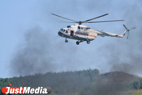 На Среднем Урале с начала пожароопасного сезона выгорело более 3000 гектаров леса