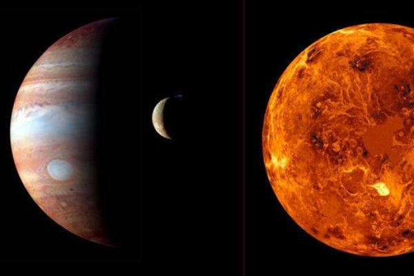Коллаж NASA