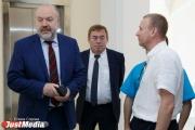 Крашенинников привел в Свердловскую область инвесторов, которые могут инвестировать в ЖКХ десятки миллиардов рублей