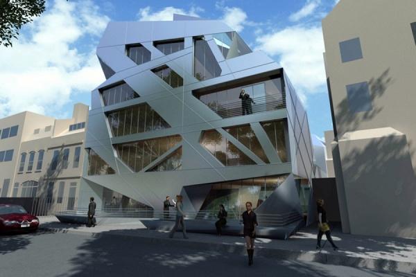 Один из проектов Кристоса Пассаса