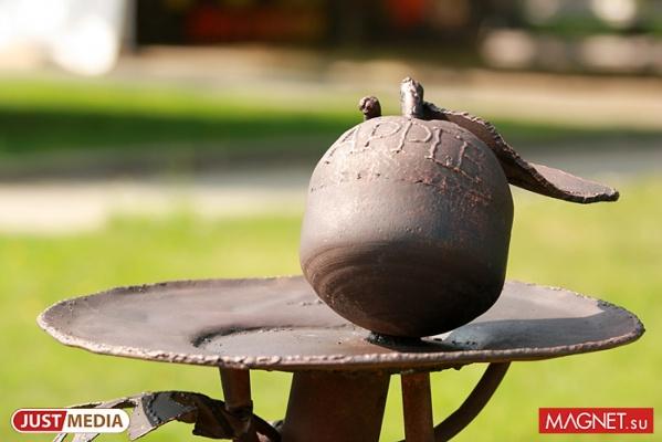 Имена победителей фестиваля металлической скульптуры огласят 27 августа