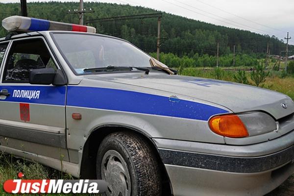 Подозреваемый в угоне протаранил машину ДПС. Ранен сотрудник полиции