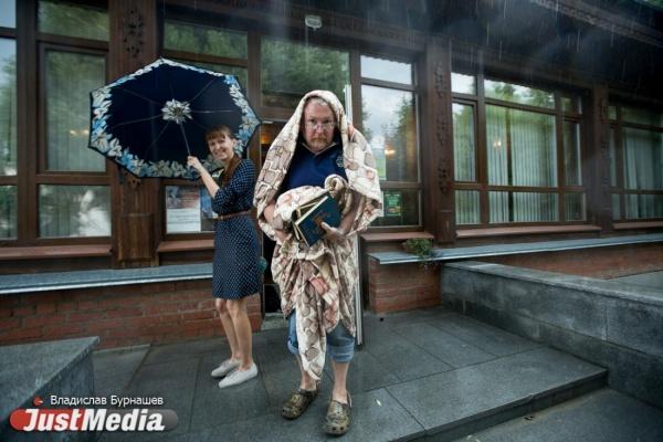 «Пи-пи-пить». Самые интересные кадры, не вошедшие в прогноз погоды от JustMedia.ru. ВИДЕО