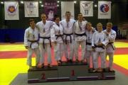 Свердловские борцы завоевали четыре «золота» на Всероссийском турнире по дзюдо