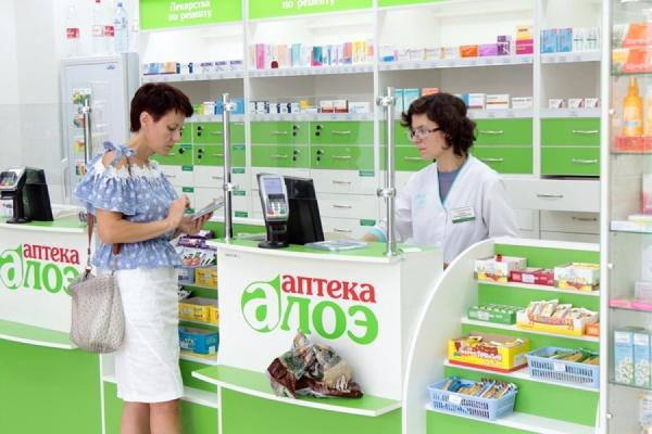 «Мы не просто продаем таблетки, наша цель — профилактика». В Екатеринбурге открылась новая аптека «Алоэ»