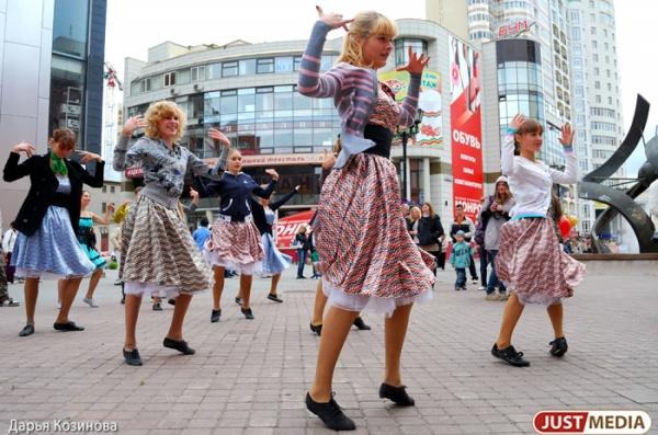 Танцы от 3 до 16. 2Dance проводит детский день