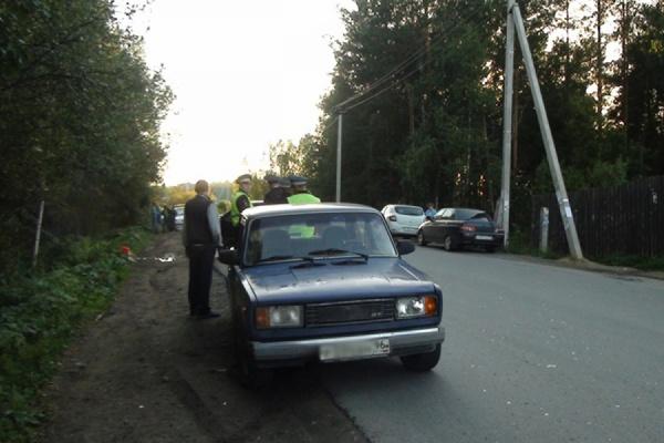 Девочка-пешеход получила тяжелую травму в ДТП в поселке Медном