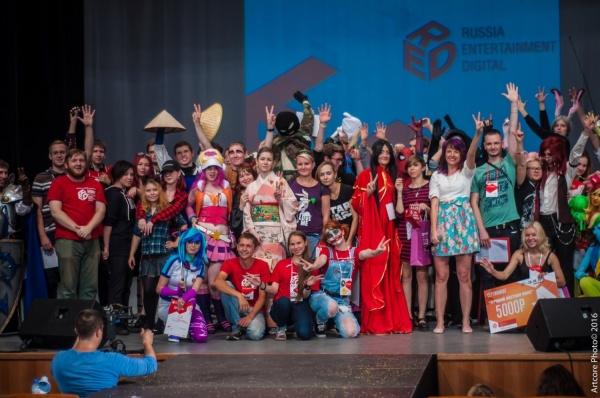 Фэндом: В Екатеринбурге состоялся конвент индустрии развлечений