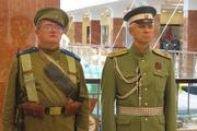 В музее военной техники УГМК школьникам показали живую историю