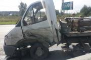 На Кольцовском тракте из-за ДТП машины встали в пятикилометровую пробку