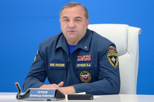 Главу МЧС Пучкова могут отправить в отставку в ближайшие дни