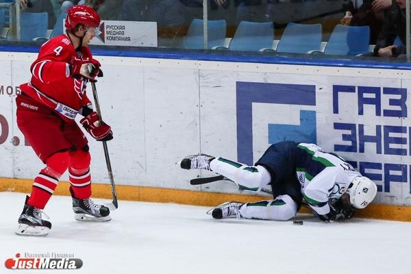 Понедельник начинается с хоккея. Сегодня — «Автомобилист» vs «Югра»