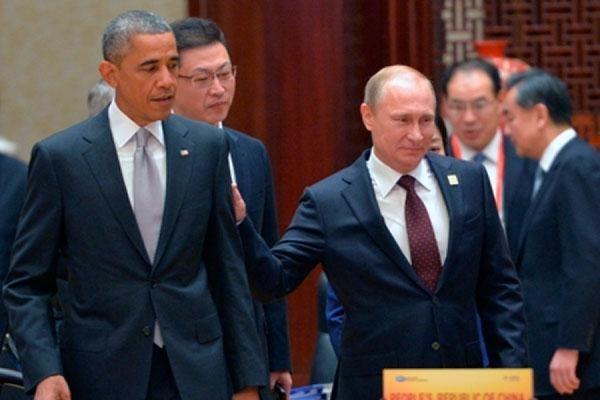 Встреча Путина и Обамы прошла хорошо