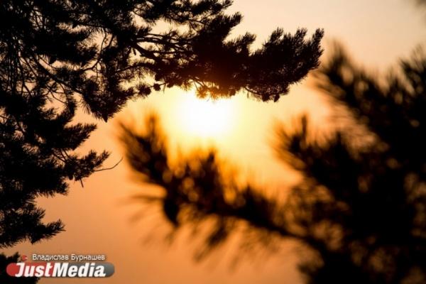 Вспоминаем лето: красивейший уральский рассвет от JustMedia