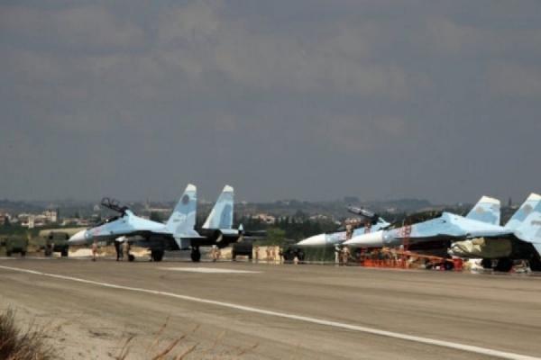 Артисты из России выступили на авиабазе Хмеймим в Сирии