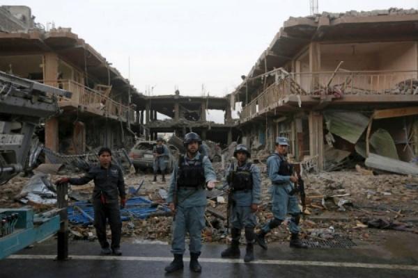В Кабуле прогремел третий взрыв