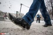 С приходом холодов в Екатеринбурге начнут «солить» дороги