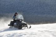 Екатеринбуржец задумал проложить туристический снегоходный маршрут из столицы Урала к Северному Ледовитому океану